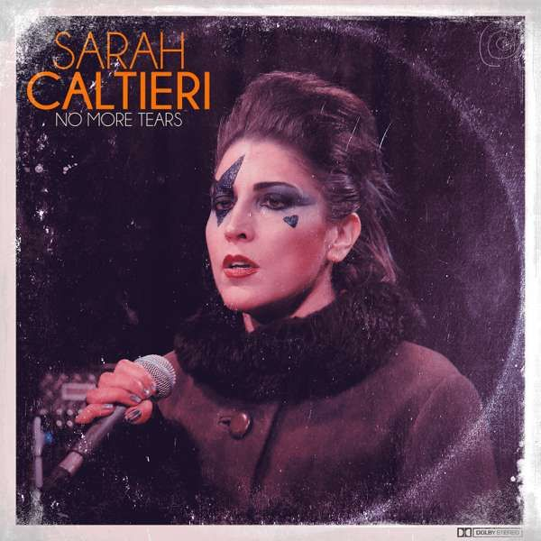 [No More Tears] Autographed Poster - Sarah Caltieri