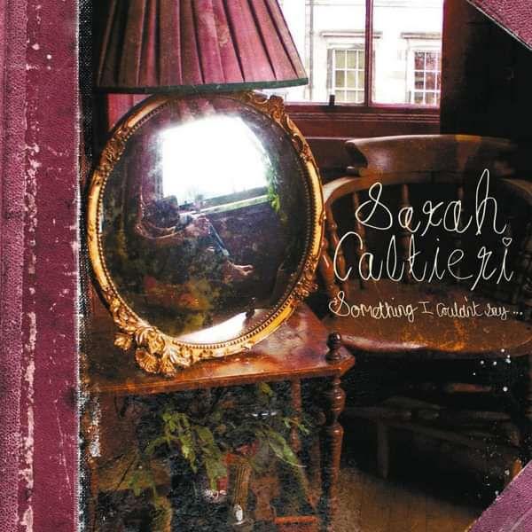[Something I Couldn't Say...] CD - Sarah Caltieri