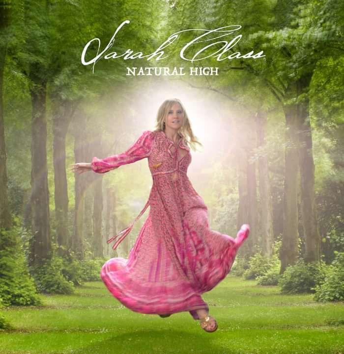 Natural High (Signed CD) - Sarah Class