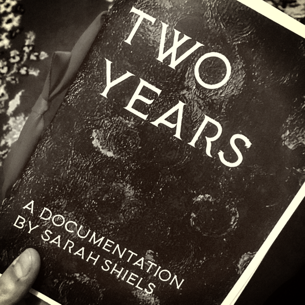 Two Years - Sarah Shiels
