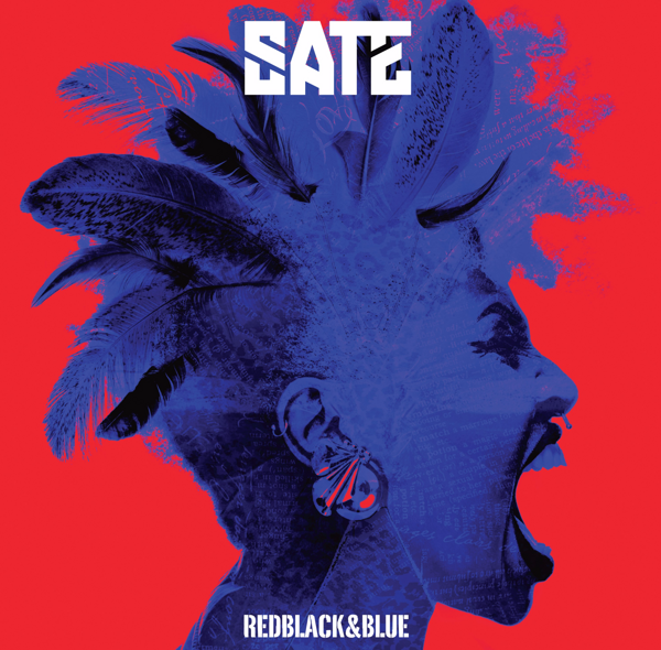 RedBlack&Blue (Digital Album) - SATE