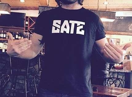 SATE Logo Shirt - SATE