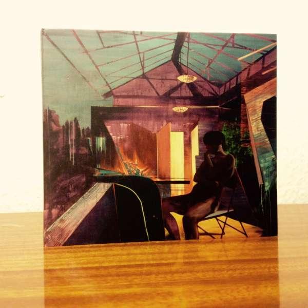"""""""Breakage"""" Debut album LP  12"""" Vinyl - Sea Change"""