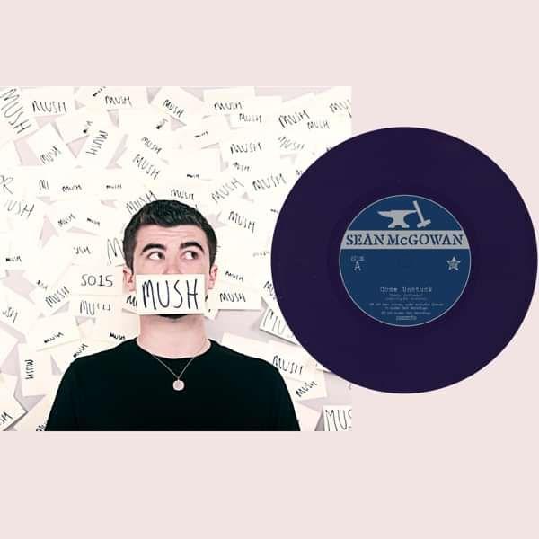 """""""Kick Off"""" 7"""" Vinyl [SIGNED] - Seán McGowan"""