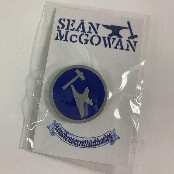 Son Of The Smith - Enamel Pin Badge - Seán McGowan