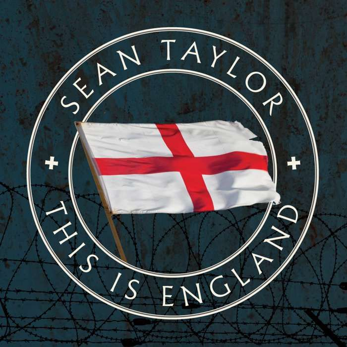 """Sean Taylor """"This is England"""" signed CD and poster - Sean Taylor"""