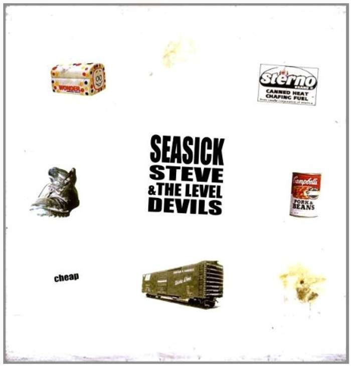 Cheap CD - Seasick Steve