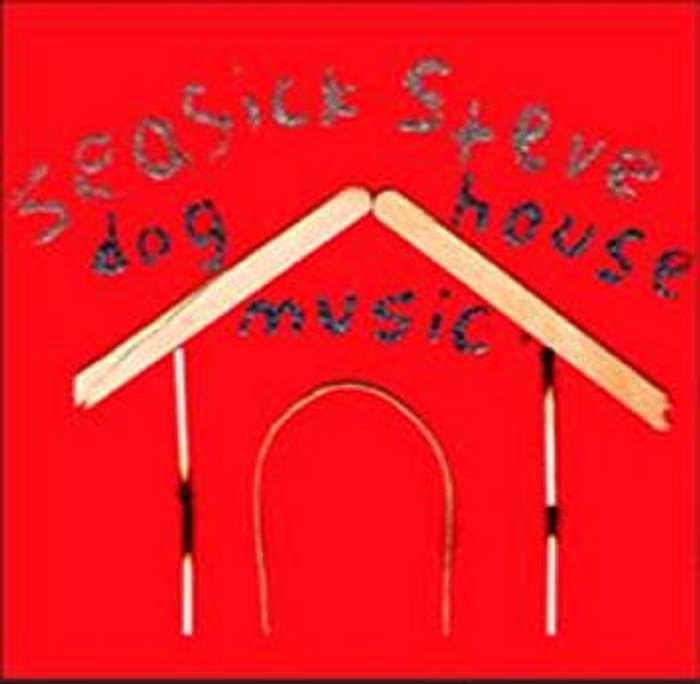 Dog House Music CD - Seasick Steve