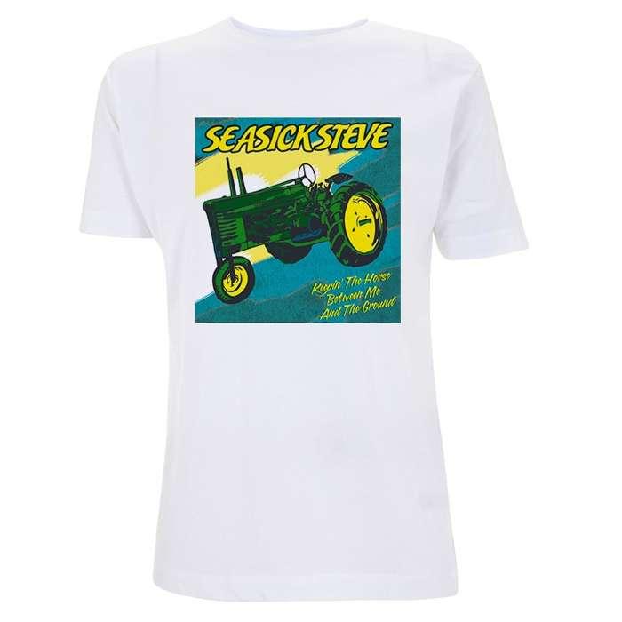 Tractor Tee - Seasick Steve