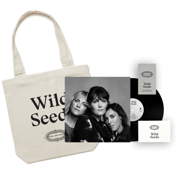 Wild Seeds Signed Vinyl Bundle (Pre-Order) - Seeker Lover Keeper