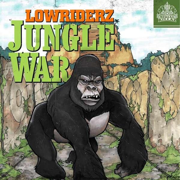 Lowriderz - 'Jungle War EP' - Serial Killaz