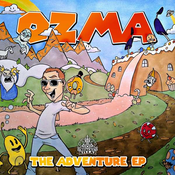 Ozma - The Adventure EP - Serial Killaz