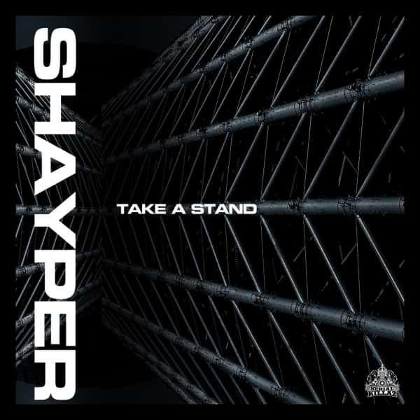 Shayper - Take A Stand EP - Serial Killaz