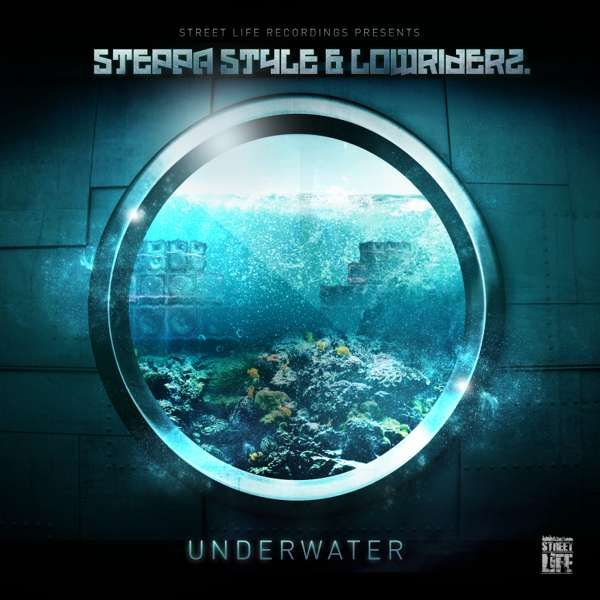 Steppa Style & Lowriderz - Underwater - Serial Killaz