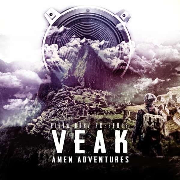 Veak - Amen Adventures LP - Serial Killaz