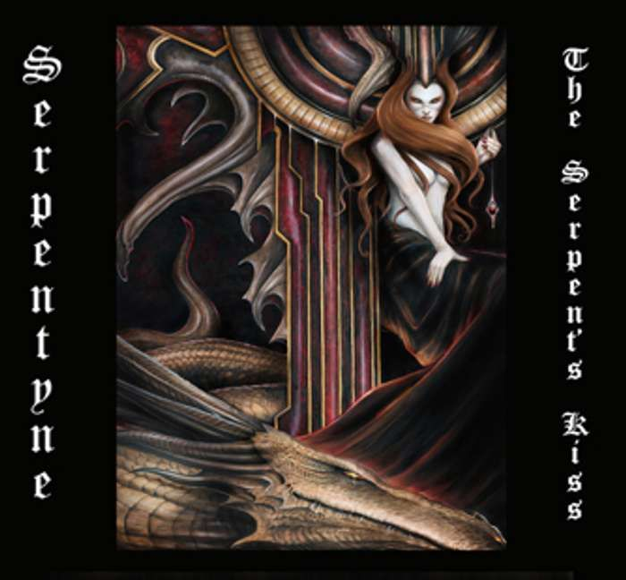 The Serpent's Kiss audio CD (2016) - Serpentyne