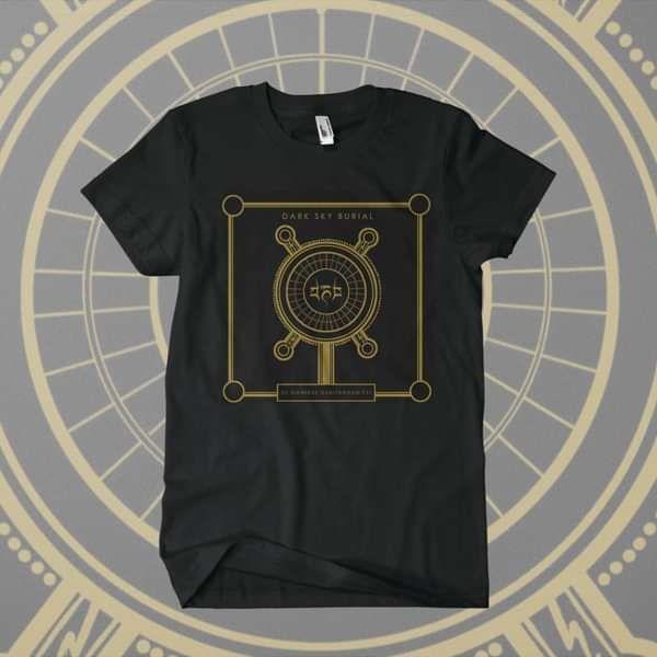 Dark Sky Burial - 'De Omnibus Dubitandum Est' T-Shirt - Shane Embury