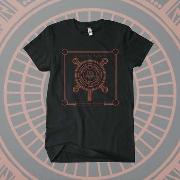 Dark Sky Burial - 'Quod Me Nutrit Me Destruit' T-Shirt - Shane Embury