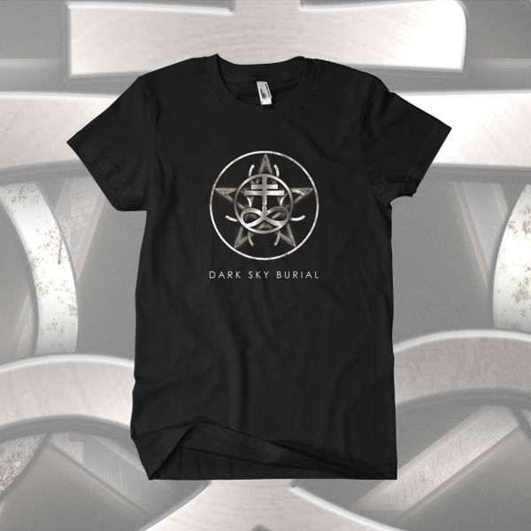 Dark Sky Burial - 'Rebirth' T-Shirt - Shane Embury