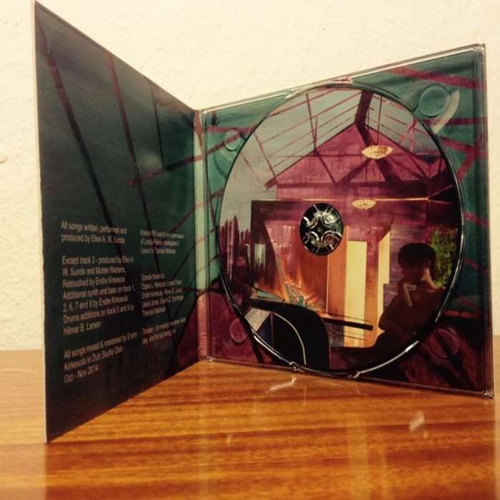 Sea Change - Breakage CD - Shapes Recordings
