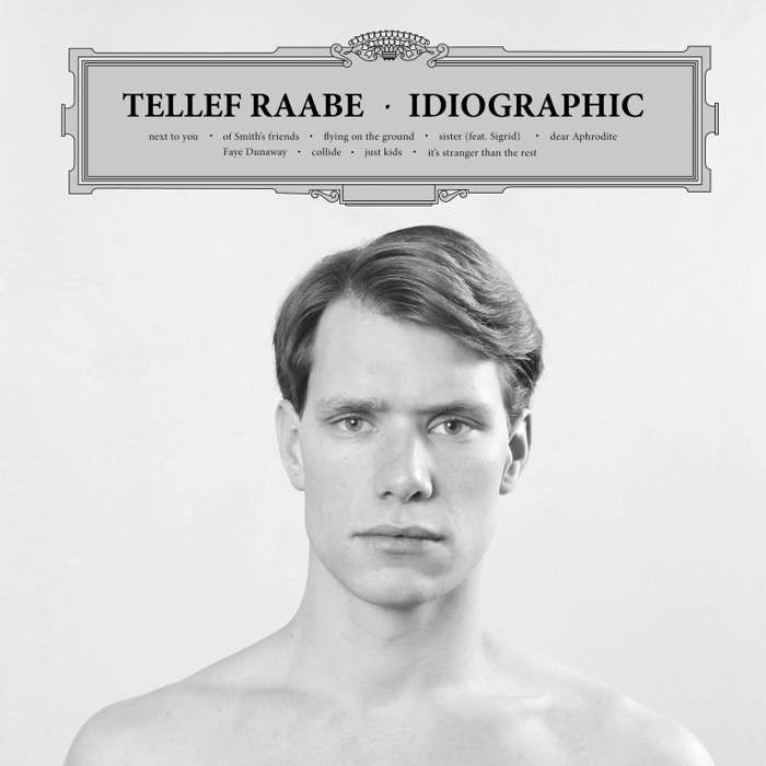Tellef Raabe - Ideographic Album (International version MP3) - Shapes Recordings