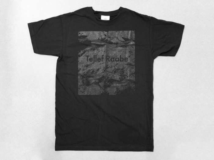 Tellef Raabe - T-shirt - Shapes Recordings