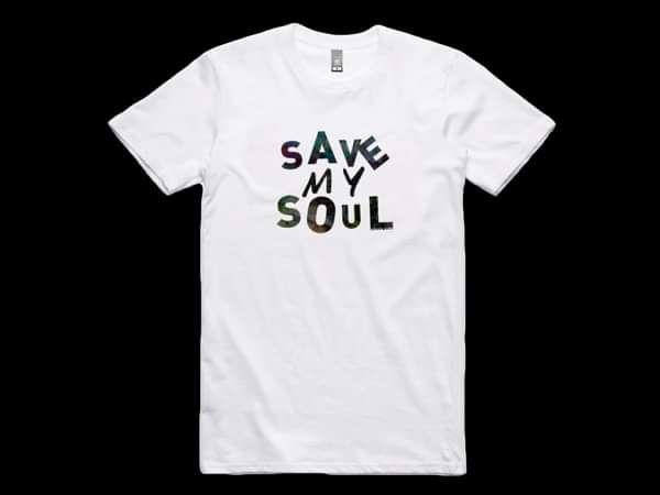 Save My Soul Tee - Shaun Kirk