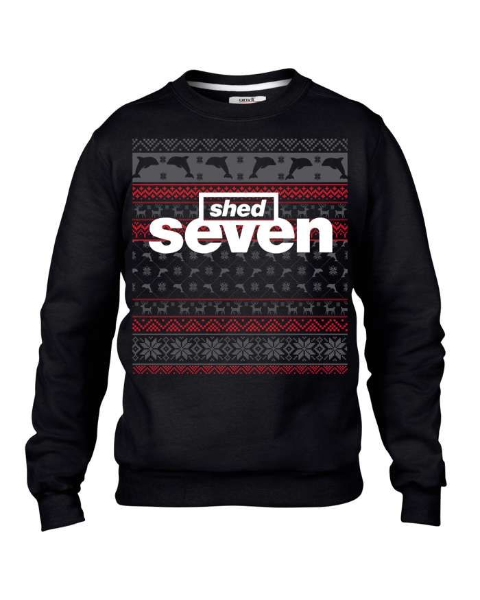 Christmas Sweater - Shed Seven