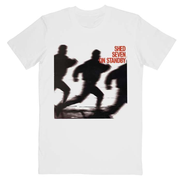 On Standby Tee - Shed Seven