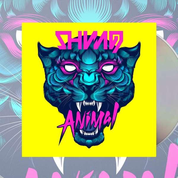 Shining - 'Animal' CD - Shining