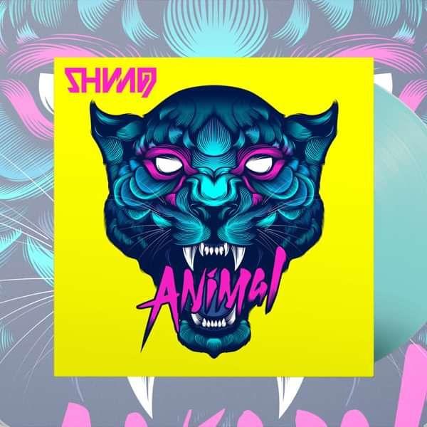 Shining - 'Animal' LP - Shining