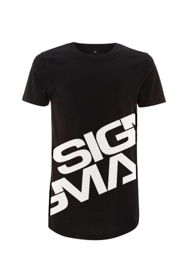 Sigma Long-line T-Shirt - Sigma