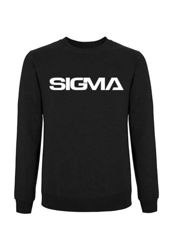 Sigma Sweatshirt (Black) - Sigma