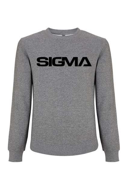Sigma Sweatshirt (Grey) - Sigma