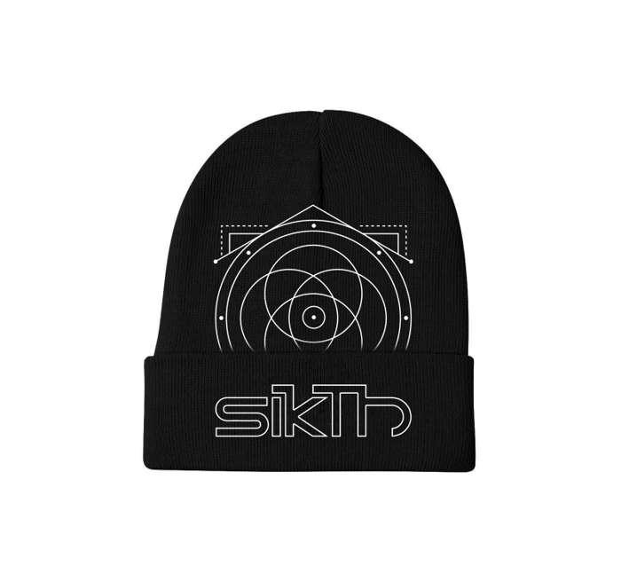 SikTh - Logo Beanie Hat - SikTh