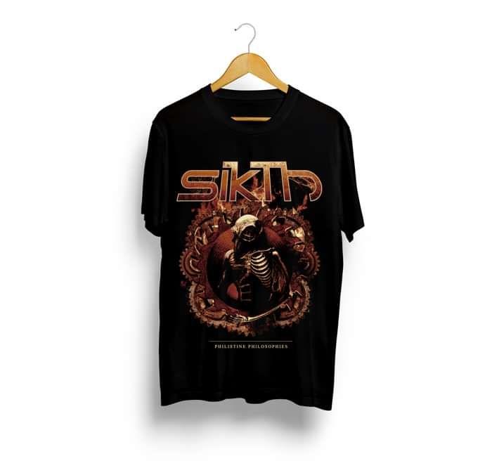SikTh -  Philistine Philosophies T-Shirt - SikTh