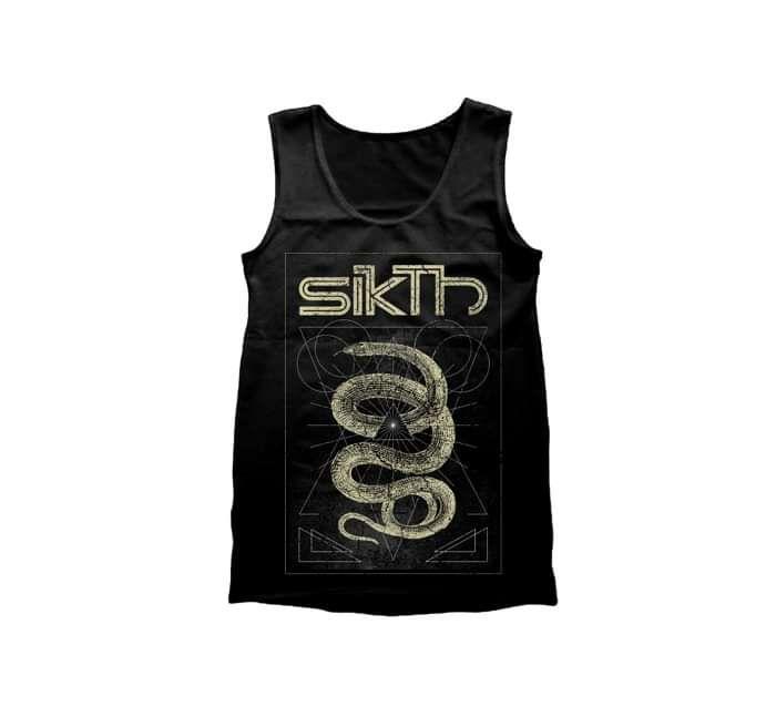 SikTh -  Snake Vest - SikTh
