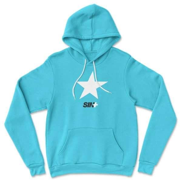 Star Pullover Hoodie - SINPLUS