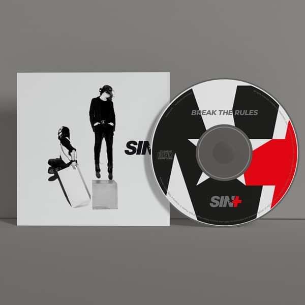 ***Pre Order*** Break The Rules album (CD) - SINPLUS