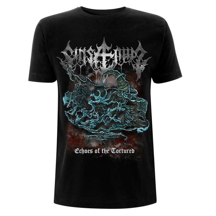 Echoes Of The Tortured – Tee - Sinsaenum