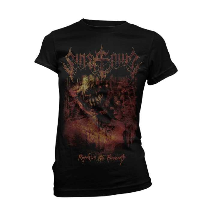 Repulsion For Humanity – Girls Tee - Sinsaenum
