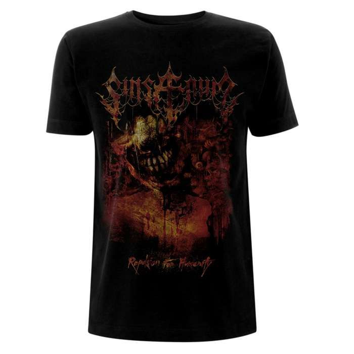 Repulsion Tour – Tee - Sinsaenum