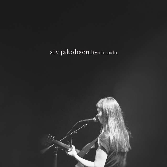 Live In Oslo (Digital Download) - Siv Jakobsen