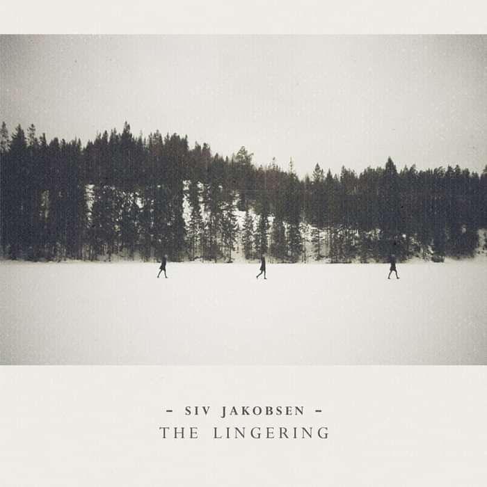The Lingering (CD) (Limited Stock) - Siv Jakobsen