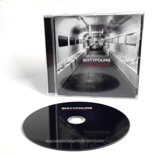 After The Night (CD) - SIXTYFOURS