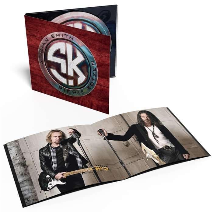 Smith/Kotzen CD Digipak - Smith Kotzen USA