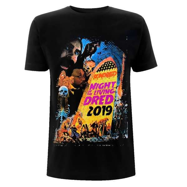 Halloween - Tee - Skindred