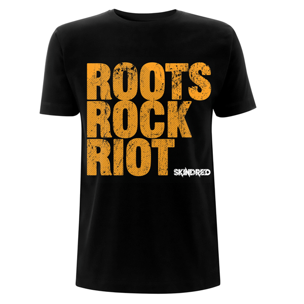 Roots Rock Riot – Tee - Skindred