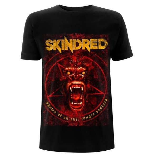 Spawn - Black Tee - Skindred