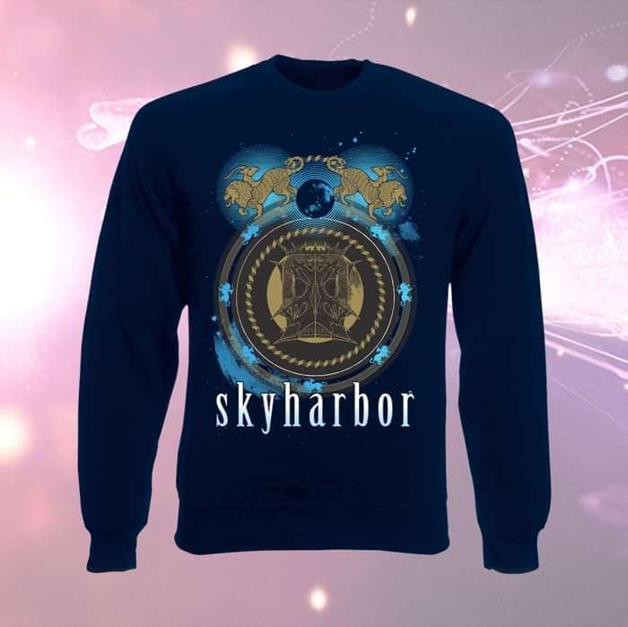 Skyharbor -  'Chaos' Sweatshirt - Skyharbor